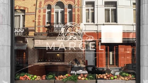 Marcel Burger Bar Uccle, Uccle