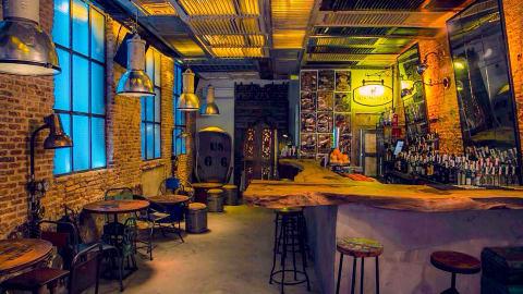 Amalavida Lounge Bar, Madrid