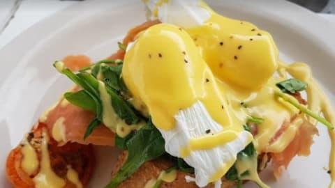 Lamrock Cafe, Bondi Beach