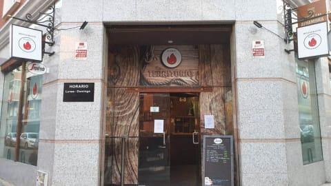 Burmet, Madrid