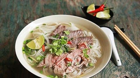 Pho Vietnamese Kitchen, Chermside
