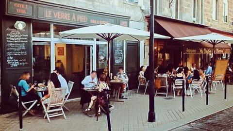 Le Verre à Pied, Bordeaux