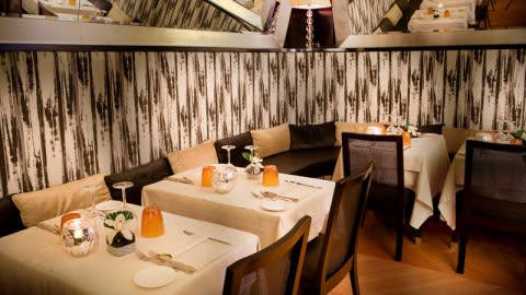 Black by Eataly  Starhotels Anderson, Milan