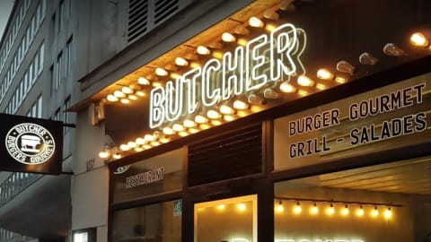 Le Butcher Madeleine, Paris