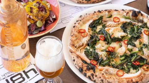 48h Pizza e Gnocchi Bar Elsternwick, Elsternwick
