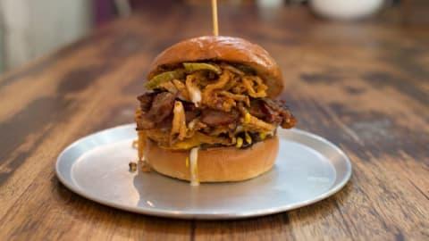 #burgerlove, St Kilda