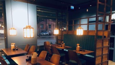 Vanadis Sushi, Stockholm