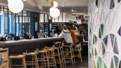 Printemps du goût Le Fromage par Laurent Dubois MOF, Paris