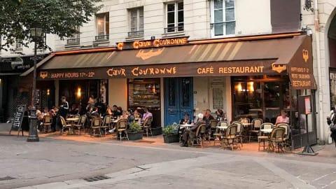 Au Coeur Couronné, Paris