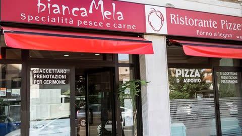 Bianca Mela, Milan