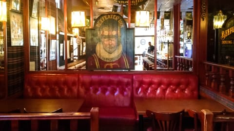 Old beefeater inn, Stockholm