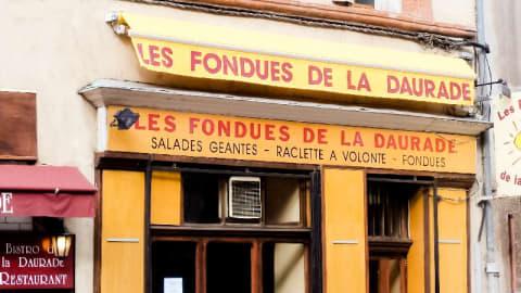 Les Fondues de la Daurade, Toulouse