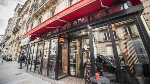 Brasserie Le Marignan, Paris