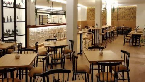 Restaurante La Casapuerta, Sevilla