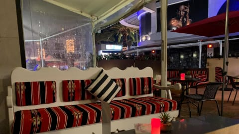Jordania Habib's Lounge, Surfers Paradise