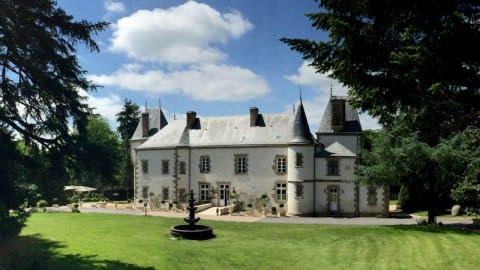 La Table du Boisniard - Château Boisniard, Chambretaud