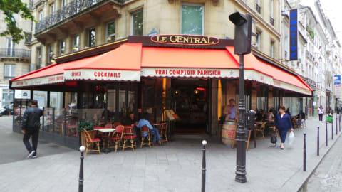 Le Central, Paris