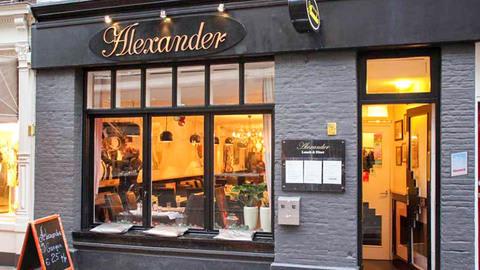 Restaurant Alexander, The Hague