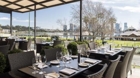 Coco's Riverside Bar & Restaurant, South Perth