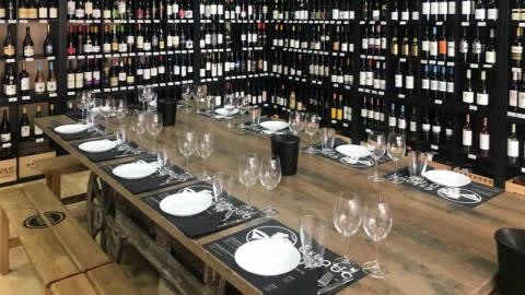 Estado D Alma - Bistro .Wine Bar .Garrafeira, Lisbon