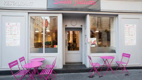 Sushi Juliette, Paris