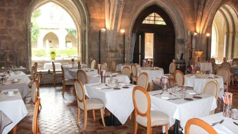 Restaurant « Le Chapitre » du Couvent Royal Saint-Maximin, Saint-Maximin-la-Sainte-Baume