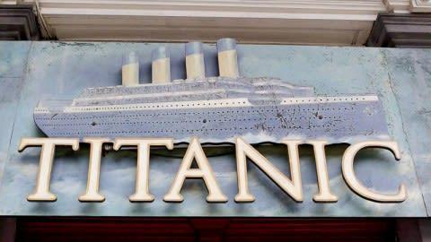 Titanic, Brussels