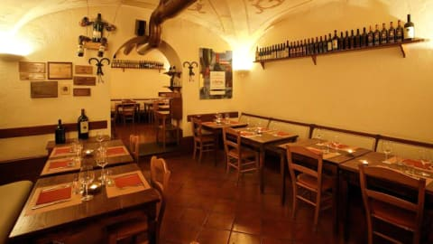 Brillo Restaurant, Rome