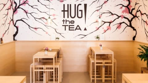 HUG THE TEA, The Hague