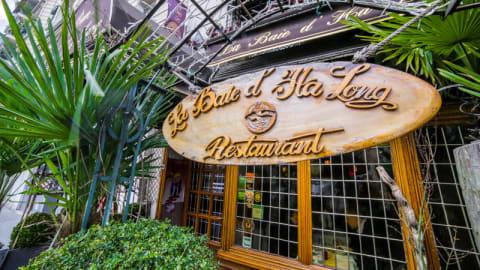 La Baie d'Ha Long, Paris