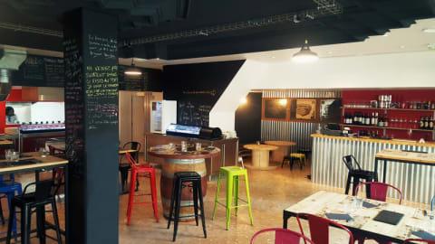 Le Bar Buck, Paris