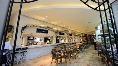 Gourmand Food Hall, Buenos Aires