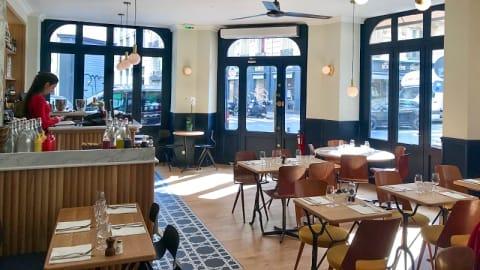 Café Marmot, Paris