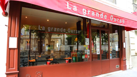 La Grande Ourse, Paris