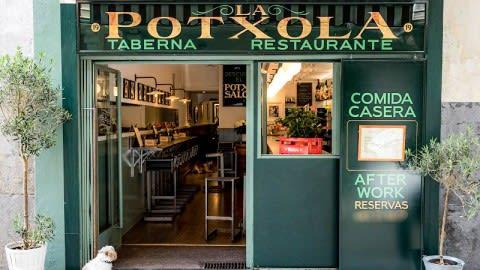 La Potxola Taberna, Madrid