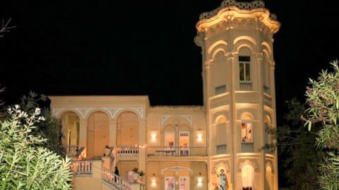 Villa Rotondo, Bari