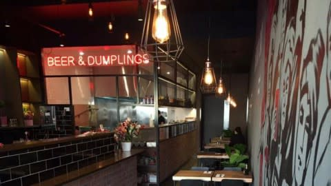 Little Red Dumpling Bar- West End, West End