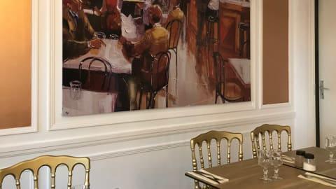 L'Artiste - Restaurant Italien, Paris