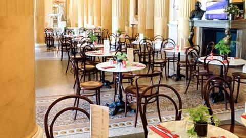 Café de l'Odeon, Paris