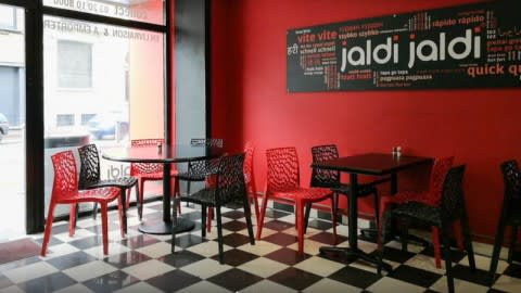 Jaldi Jaldi by Aux Indes, Lille