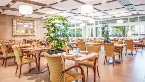 Colladon Parc - restaurant bistronomique, Genève
