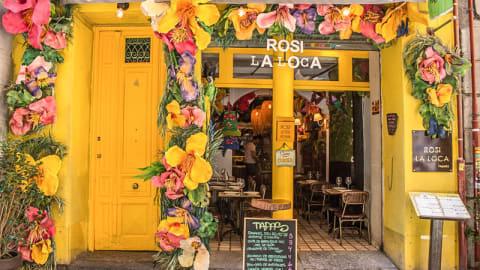 Rosi La Loca Taberna, Madrid