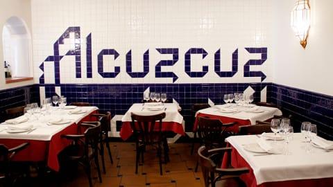 Alcuzcuz de Alhuzema, Madrid