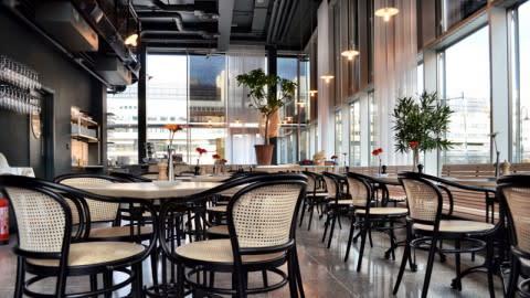 First Taverna, Stockholm