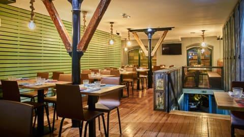 Contrabando Restaurante e Bar, Lisbon