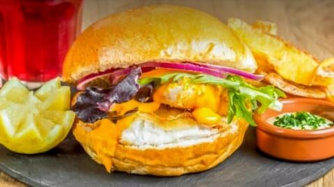 Les Tontons Burgers (Vaise), Lyon
