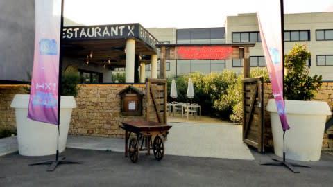 Restaurant Le B Complexe, Lozanne