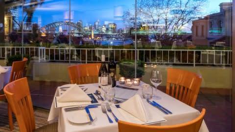 LB's Restaurant, North Sydney