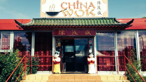China Wok, Bordeaux