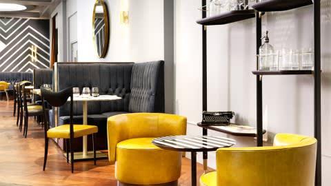 HClub Diana Restaurant, Milan